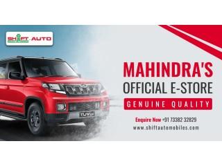 Mahindra Genuine Parts – Shiftautomobiles