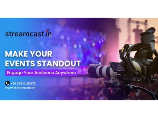 Live Marriage Streaming Services In Bangalore – Streamcast