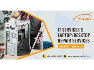 Laptop Motherboard Chip Level Servicing – Wereachindia