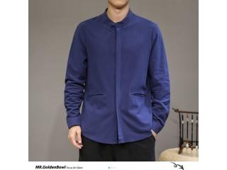 Casual Shirt Japanese Streetwear
