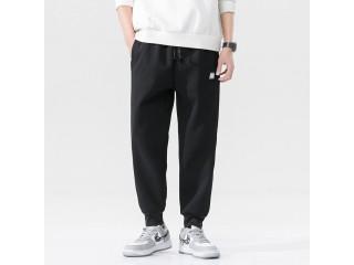 Men Streetwear Spring Bodybuilding Pants