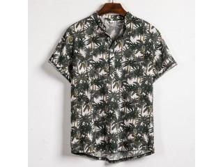 Summer Linen Shirts for Men