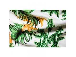 Beach Short Sleeve Printed Shirt