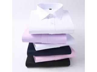 Men Long Sleeve Shirt Formal Men Dress Shirt