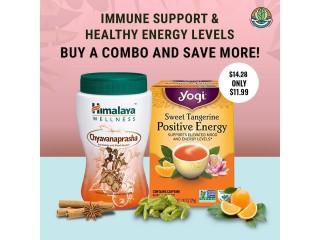 Immunity booster ayurvedic herbs in USA