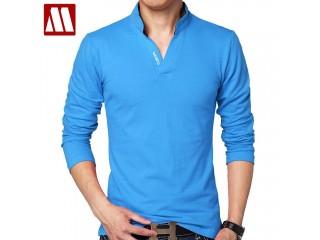 Fashion Men Polo Shirt Casual Polo Shirts