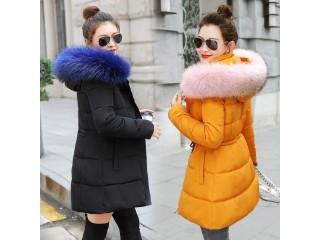Women Winter Jacket Female Parka Coats