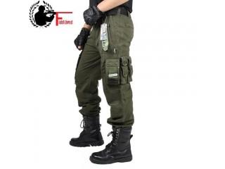 Military Tactical Pants Camo Trouser