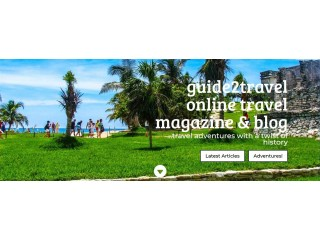 Guide2travel online travel magazine & blog