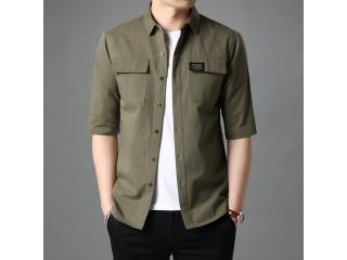 Fashion Cotton Shirts for Men