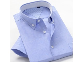 Classic Print Short Sleeve Shirt