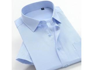Men's Summer Short Sleeved Shirt