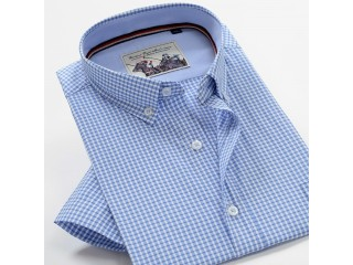 Summer Business Casual Large Shirt
