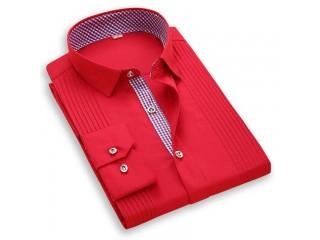 Luxury Long Sleeved Tuxedo Shirts