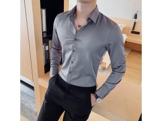 Long Sleeve Fashion Autumn Shirts