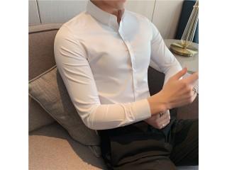 Men Casual Night Club Shirts