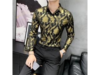 Prom Tuxedo Night Club Shirts
