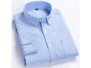 Men Business Formal Office Shirts