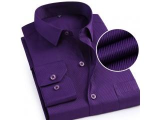 Formal Business Men Dress Shirt
