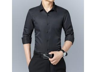 Fashion Cotton Long Sleeve Shirt