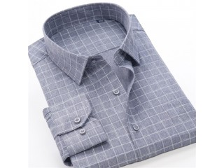 Classic Plaid Spring Shirt
