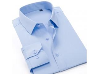 Men Casual Long Sleeved Shirt