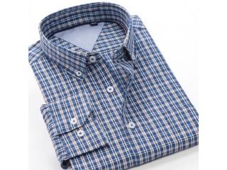 Classic Fashion Plaid Shirt