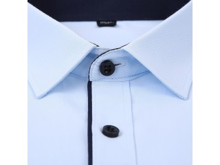Male Social Business Dress Shirts