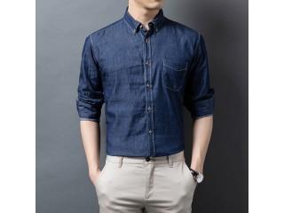 Fashion Lapel Casual Cotton Shirt