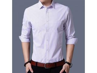 Fashion Striped Shirts Long Sleeve