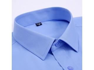 Long Sleeve Basic Dress Shirts