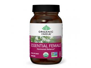 Organic India Essential Female : women's health product