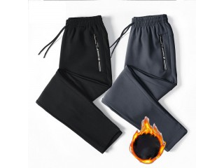 Winter Jogging Pants Loose Trousers