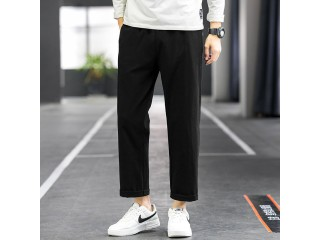 Korean Harem Pants Cotton Sweatpants