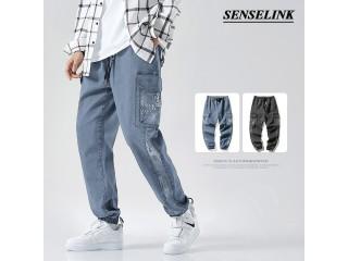 Hip Hop Streetwear Loose Harem Pants