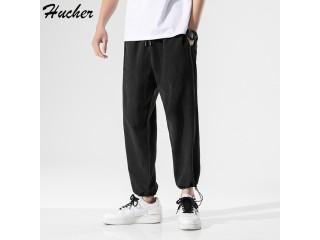 Baggy Pants Men Summer Sweatpants