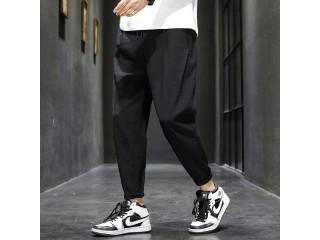 Men Harem Pants Japanese Streetwear