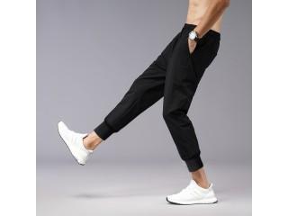 Summer Thin Pants Elastic Sweatpants