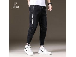Joggers Harem Jeans Denim Trousers
