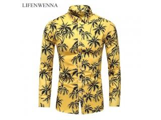 Print Long Sleeve Shirts