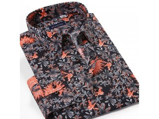 Holiday Casual Cotton Shirt