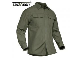 Summer Tactical Military Shirts