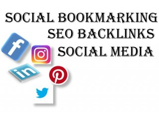 Top social bookmark backlink