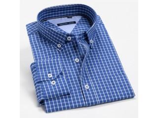 Casual Classic Plaid Shirts