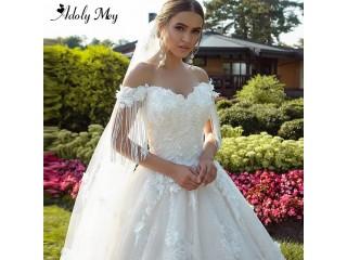 Charming Sweetheart Wedding Dress