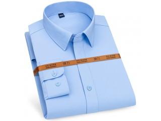 Fashion Men Dress Business Shirt