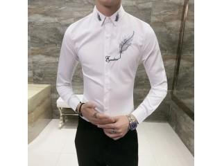 Fashion Shirt Party Dress Shirts