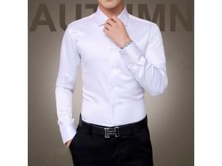 Luxury Shirts Silk Tuxedo Shirt