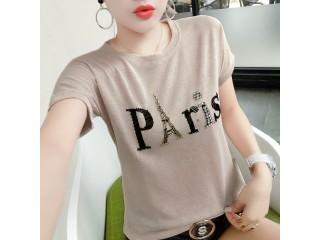 Fashion Eiffel Tower T-shirt