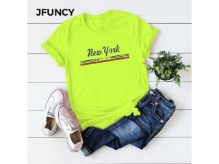 New York Printed T-Shirt